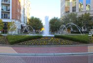 SouthPark Charlotte Fountain