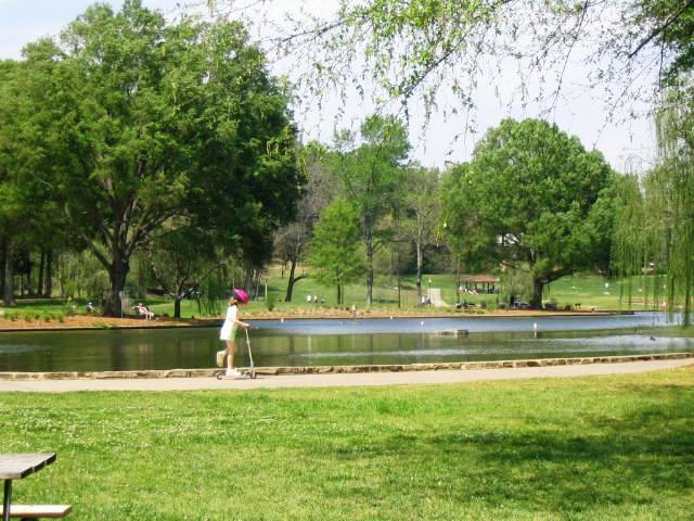 Charlotte Pond