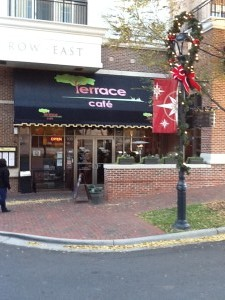 Southpark 39 s terrace cafe southpark charlotte for Terrace restaurant charlotte
