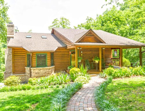 Great New Build Cabin for Sale on 3 Acres!