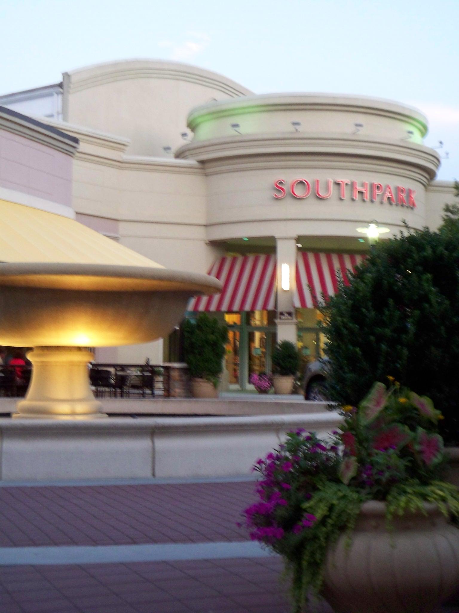 526f947724b9 SouthPark Mall Gets a Makeover. South Park Shop s Charlotte ...