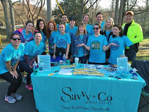 Savvy Striders post run