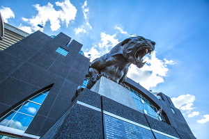 Uptown Charlotte - Carolina Panthers Stadium